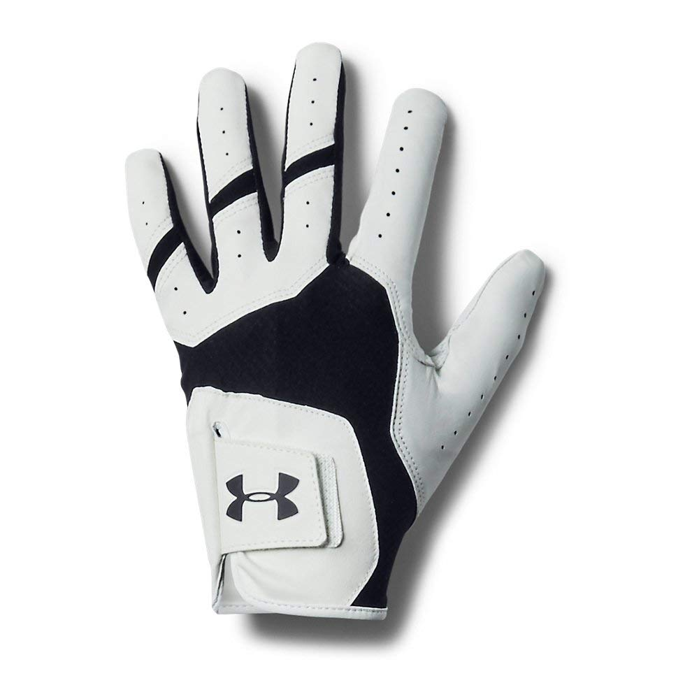 Under Armour Men's Iso-Chill , (001)/Black, Right Hand Medium by Under Armour