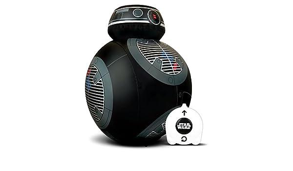Star Wars BB-9E - Mando a Distancia Hinchable: Amazon.es ...