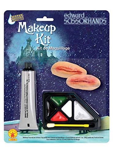 Rubie's Edward Scissor Hands Makeup Kit, Brown, One Size]()