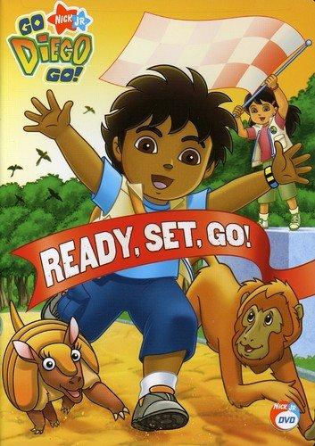 Go Diego Go! - Ready, Set, - New Go Diego