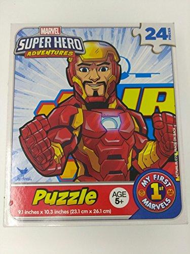 1000 piece super hero puzzle - 9