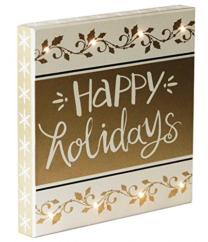 Happy Holidays Sign (12