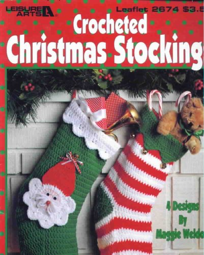 (Crocheted Christmas Stockings)