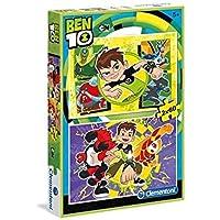 Clementoni Puzzle 2x60 Ben 10