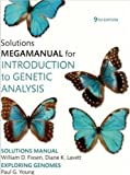 img - for Introduction to Genetic Analysis: Solutions Manual by William Fixsen (2007-04-10) book / textbook / text book