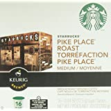 Starbucks Pike Place Roast Coffee 16 Count
