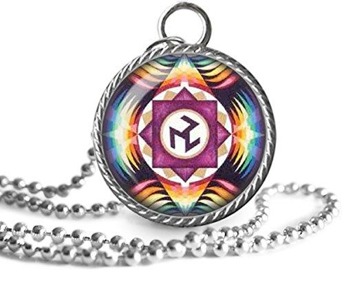 Amazon Antahkarana Necklace Ancient Symbol Of Healing Image