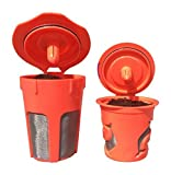 K-CARAFE 2.0 Reusable Filter From Freedom Brew fits Brewer Models K300-K350-K400-K500-K550-K525-K560