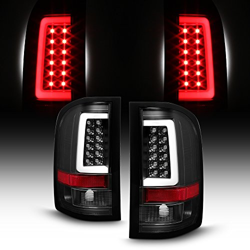 07 gmc sierra led tail lights - 8