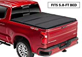 Extang Solid Fold 2.0 Hard Folding Truck Bed Tonneau Cover | 83456 | fits Chevy/GMC Silverado/Sierra 1500 (5 ft 8 in) 2019, 'New Body Style'