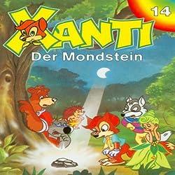 Der Mondstein (Xanti 14)
