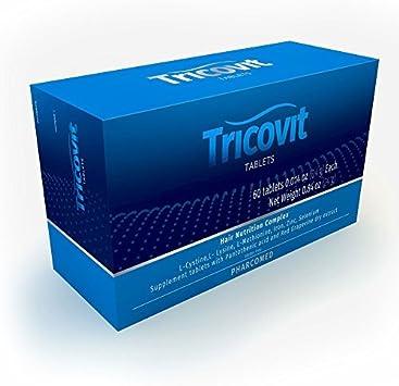 Tricovit Suiphar Tablets 60 Tablets