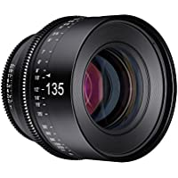 Rokinon Xeen 135mm T2.2 Professional Cine Lens for Micro Four Thirds - MFT