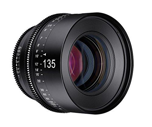 Rokinon Xeen 135mm T2.2 Professional Cine Lens for Sony E Mount - Sony FE