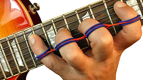 Music Muscles Instruments and Rehab (Lite) - Single Hand Set - Patent Pending by Music Muscles LLC - Instruments and Rehab