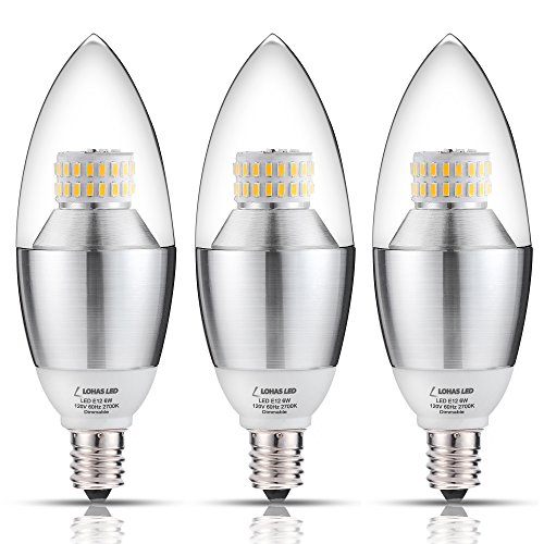Small Base Led Light Bulbs - 4