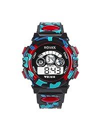 XILALU Sports Watch,Outdoor Multifunction Waterproof kid Child/Boy's Sports Electronic Watches Watch