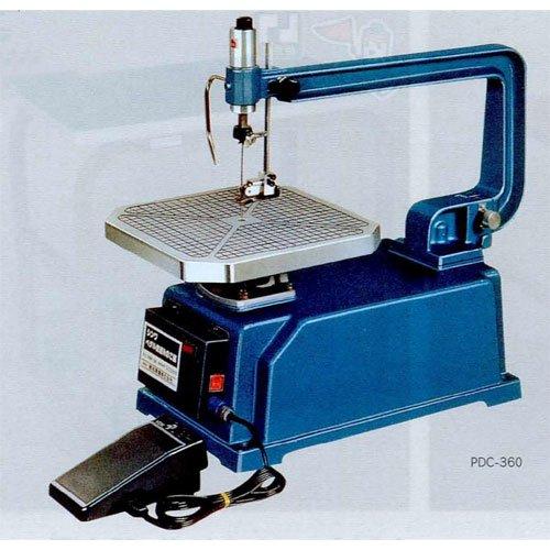 糸のこ機械 PDC-360型 防振マット付 B08-1971  B00B7DB4SG