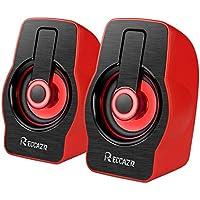 Computer Speakers,Reccazr SP2070 Desktop Speakers with...