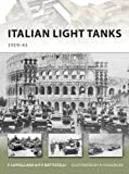 Italian Light Tanks: 1919-45 (New Vanguard Book 191)