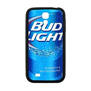 Custom Phone For Case Samsung Galaxy Note 2 N7100 Cover Bud Light Beer Pattern