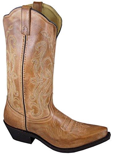 Smoky Mountain Boots Women's Western Snip Toe Cowboy Madi...
