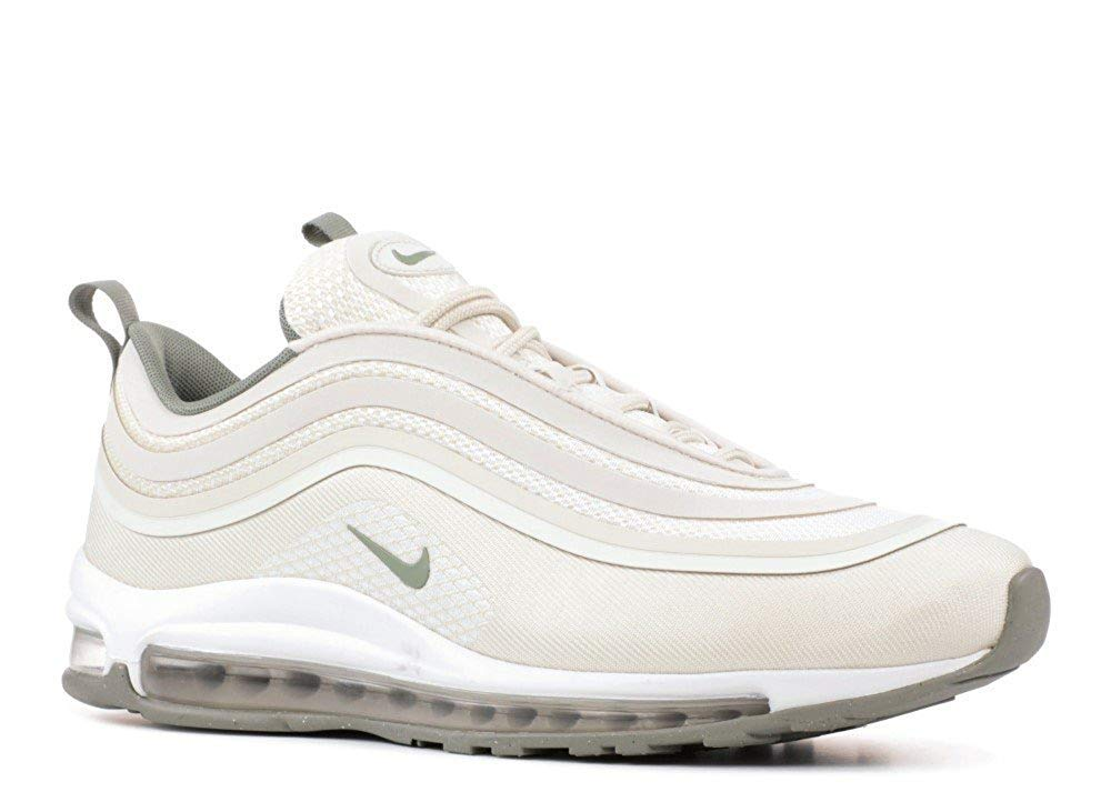 NIKE Womens Air Max 97 Ul 17 Low Top Lace Up Running Sneaker, Beige, Size 10.0