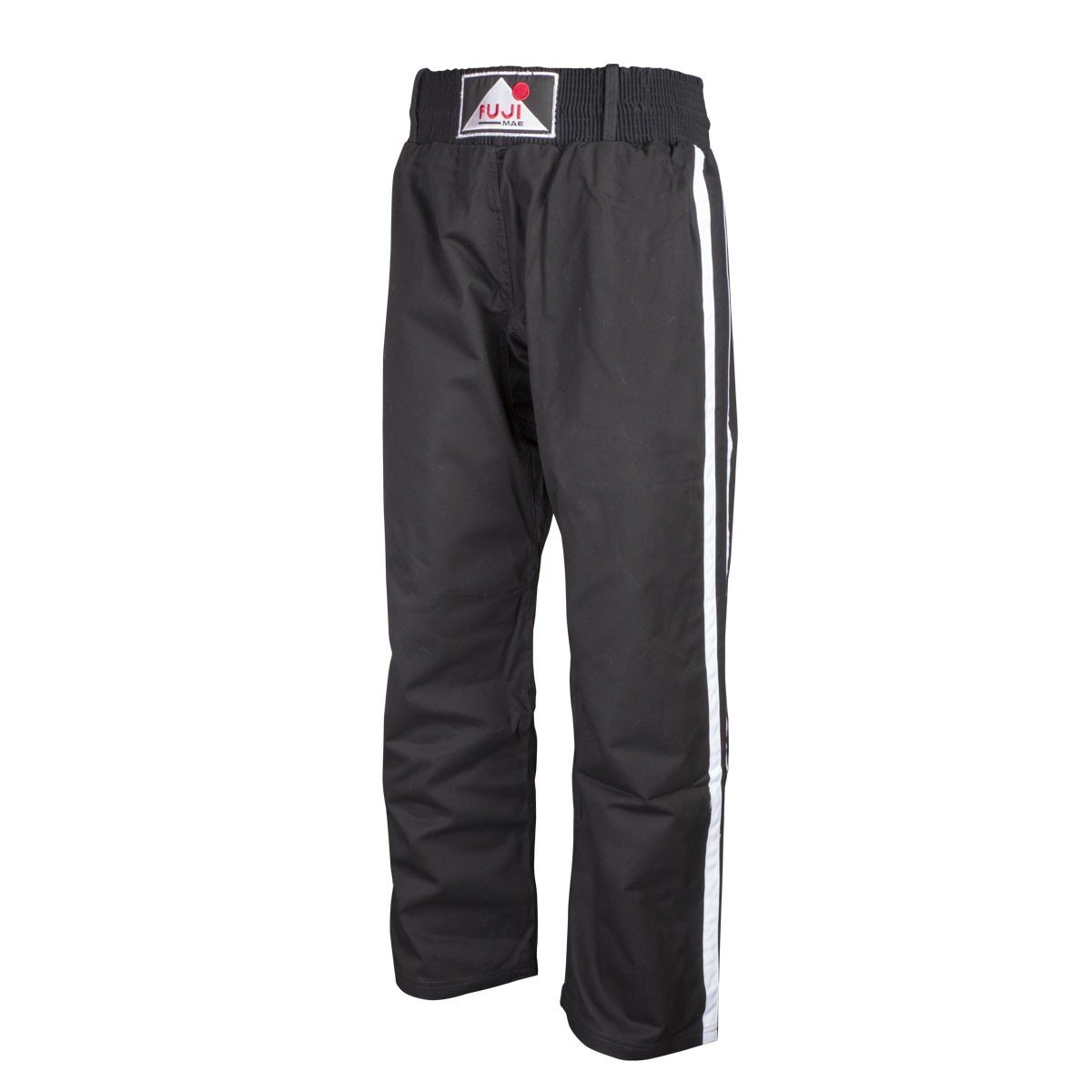 Full contact - Fuji Mae - Pantalon Full.Coton, bandes latérales