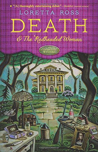 Auction Block Series - Death & the Redheaded Woman (An Auction Block Mystery)