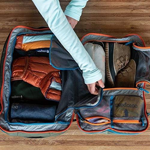 Cotopaxi Allpa - Mochila de viaje, 35L US, Sahara 35L + Cinturón de cintura.: Amazon.es: Deportes y aire libre