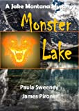 img - for Monster Lake (Jake Montana Mystery Series Book 3) book / textbook / text book