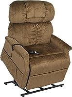 "Golden Technologies - Comforter - Wide, Medium - 27.5""W x 21.5""D Seat - Palomino"