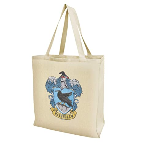 Harry Potter Gryffindor Crest Sofa Cushion Cover Shopping Tote Bag Canvas Gift