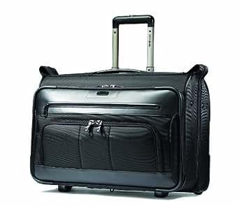 Samsonite Black Label Opto II Carry On Wheeled Garment Bag, Black, One Size
