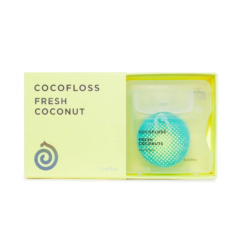 Cocofloss 3-Pack (Coconuts)