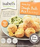 Isabel's Gluten Free Dough Balls Mix, 250g (Pack of 4)