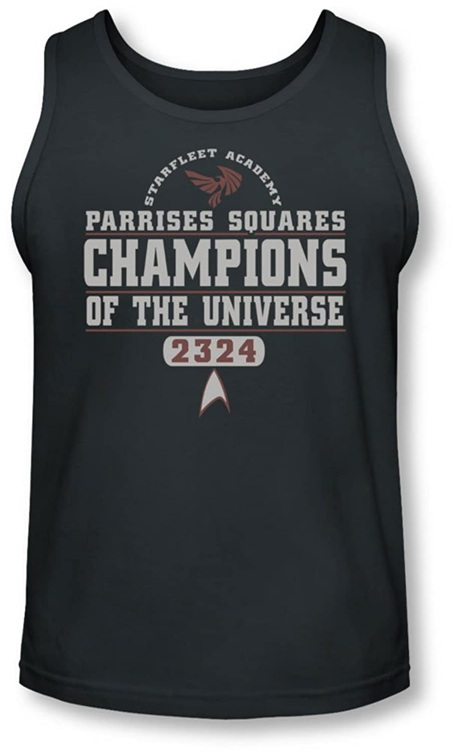 Star Trek - Mens Champions Tank-Top