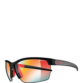 1f306e4a1d Julbo Zephyr Zebra Light   Fire Red Black  Amazon.co.uk  Sports ...