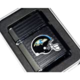 NFL Baltimore Ravens Refillable Butane Torch Lighter with Tin Gift Box - Factory New - 2 1/4 Inch Height