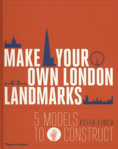 Make Your Own London Landmarks PDF