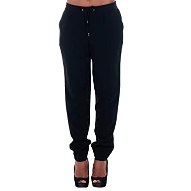 688a840dc2bc0 Only Pantalon Femme Noir 15141369 ONYLINA String Pant PNTBLACK ...