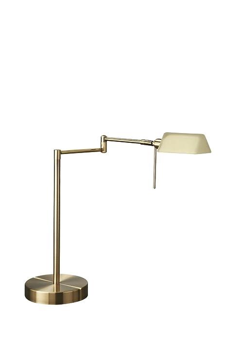 Eseo Lámpara de mesa 67116/06/13 - lámparas de mesa (Bronce ...