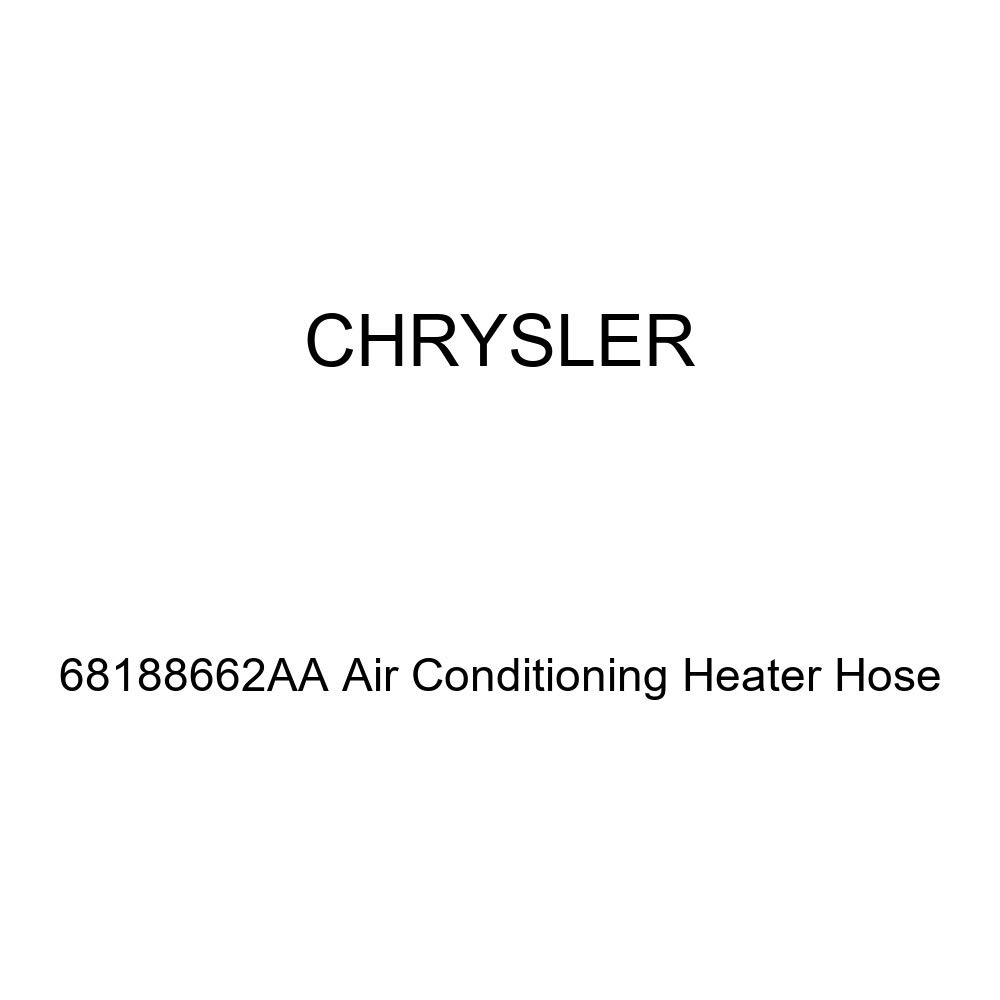 Genuine Chrysler 68188662AA Air Conditioning Heater Hose