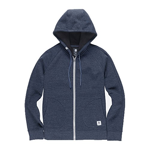 Element Mens Meridian Bonded Zh Hoody Zip Sweatshirts free shipping