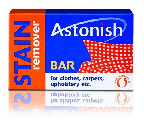 (Astonish Stain Remover Bar 75 g (Pack of 12) by Astonish)