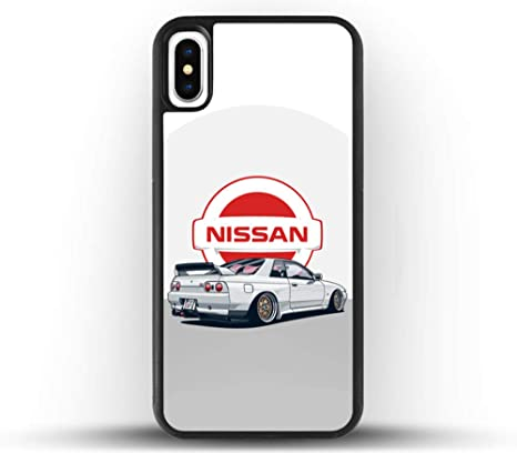 Amazon.com: Nissan R32 - Carcasa protectora para iPhone X ...