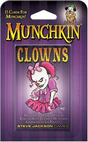 Munchkin Clowns BRAND NEW