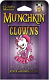 Munchkin Clowns Card Game