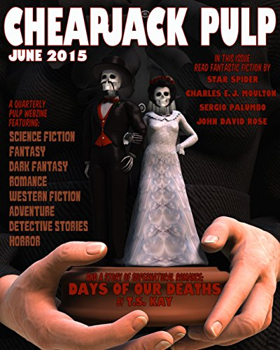 Cheapjack Pulp: Issue 615