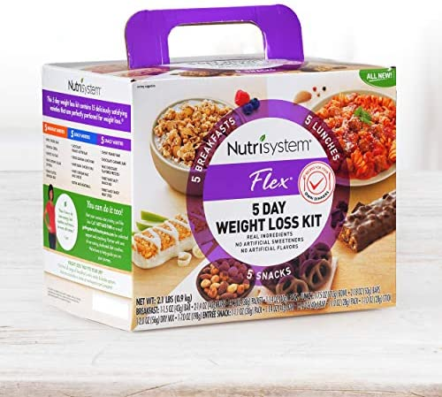 Nutrisystem%C2%AE Flex Day Weight Loss product image